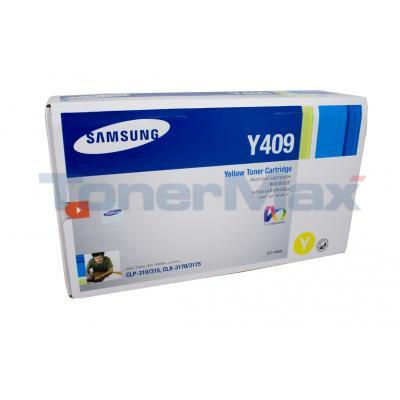 SAMSUNG CLP-315 TONER CARTRIDGE YELLOW